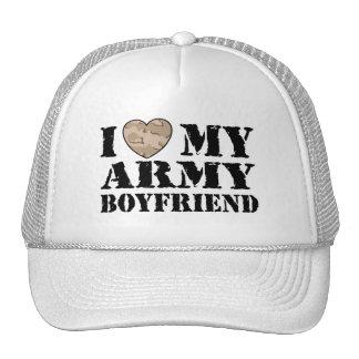 Army Girlfriend Trucker Hat