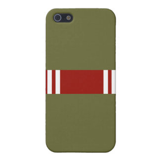 Army Good Conduct Ribbon Cover For iPhone SE/5/5s