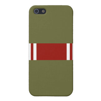 Army Good Conduct Ribbon iPhone SE/5/5s Cover