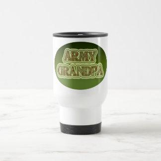 Army Grandpa Travel Mug