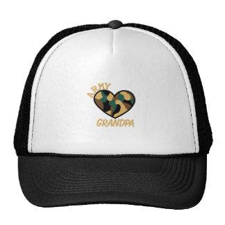 Army Grandpa Trucker Hat