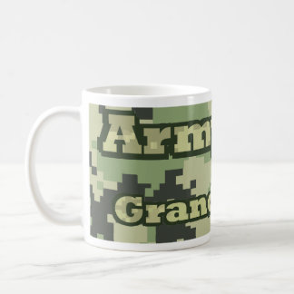 Army Grandparent Coffee Mug