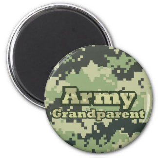 Army Grandparent Magnet