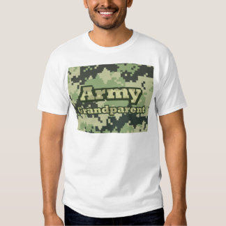 Army Grandparent T Shirt