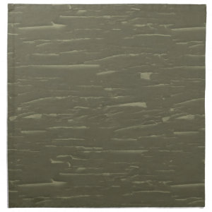 Army Green Bark Camo Napkin