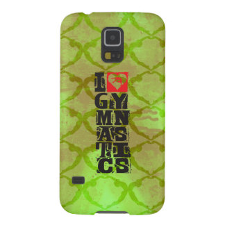 Army Green Customize Personalized Gymnastics Case For Galaxy S5