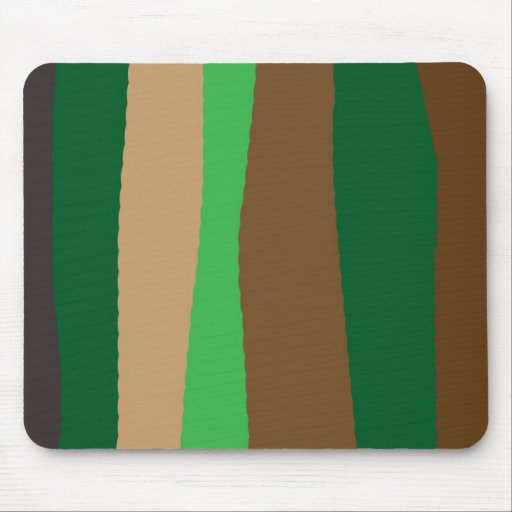 Army Green Mouse Pad