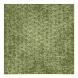 Army Green Nubby Chenille Fabric Texture Photo Print