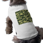 Army Green Pet Clothing