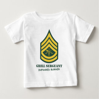 Army Grill Sergeant Infant T-shirt