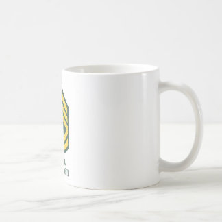 Army Grill Sergeant Mug