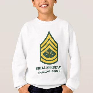 Army Grill Sergeant Sweatshirt