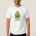 Army Grill Sergeant Tee Shirt