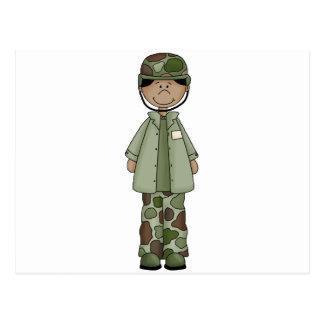 army_guy postcard