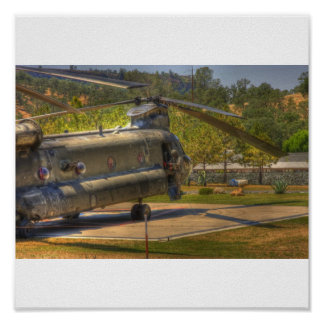 Army_Helicopter Poster