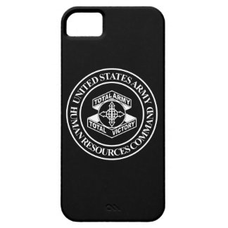 Army Human Resources Command - BW iPhone SE/5/5s Case