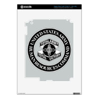 Army Human Resources Command - BW