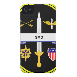 Army Human Resources Command iPhone 4 Case