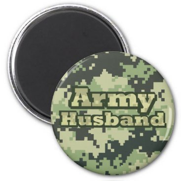 Army Husband Magnet