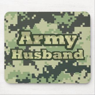 Army Husband Mouse Pad