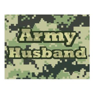 Army Husband Postcards