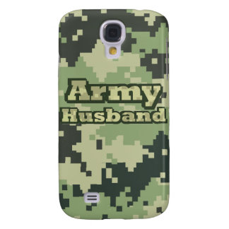 Army Husband Samsung Galaxy S4 Cover