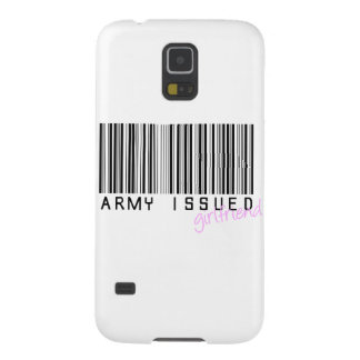 Army Issued Girlfriend Galaxy S5 Case