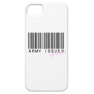 Army Issued Girlfriend iPhone SE/5/5s Case