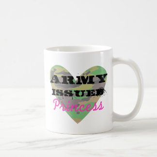 Army Issued Princess Coffee Mug