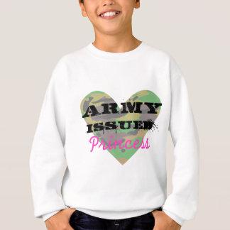Army Issued Princess Sweatshirt