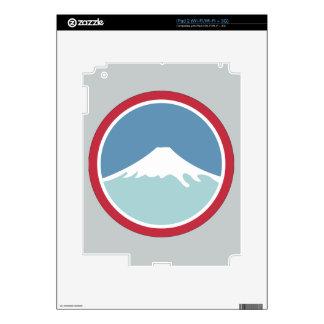 Army Japan iPad 2 Skin