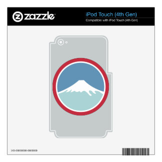 Army Japan iPod Touch 4G Skin