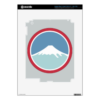 Army Japan Skins For iPad 3