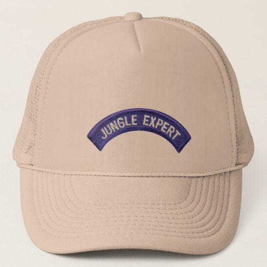 Army Jungle Expert Tab Hat