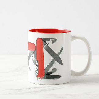 Army Knife Mug