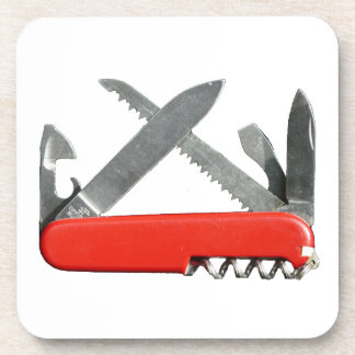 Army Knife, Multi-tool Coaster
