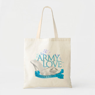 Army Love Kind of Fairy Tale Tote Bag