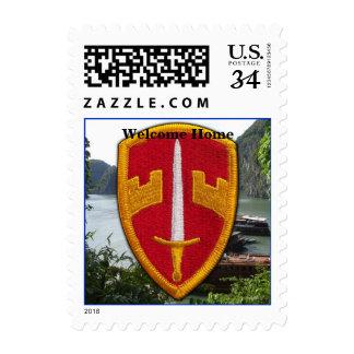 Army mac v sog Vietnam nam war patch stamps