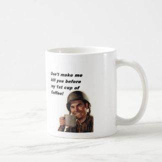 army man coffee, Ranger Hooah! Coffee Mug