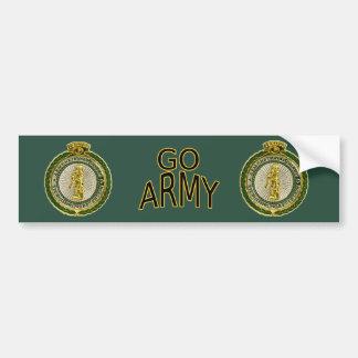 Army Master Recruiter Bumper Sticker