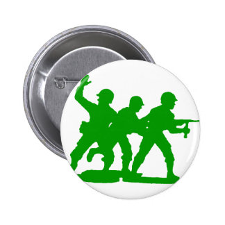 Army Men Squad Buttons