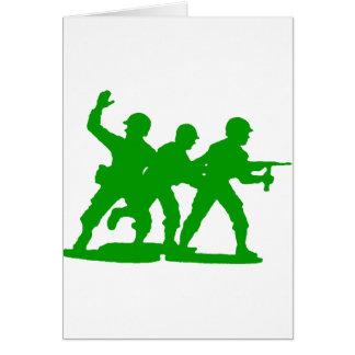 Army Men Squad Card