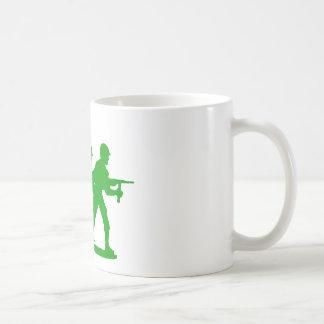 Army Men Squad Coffee Mug
