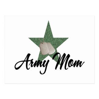 Army Mom 1 Postcard