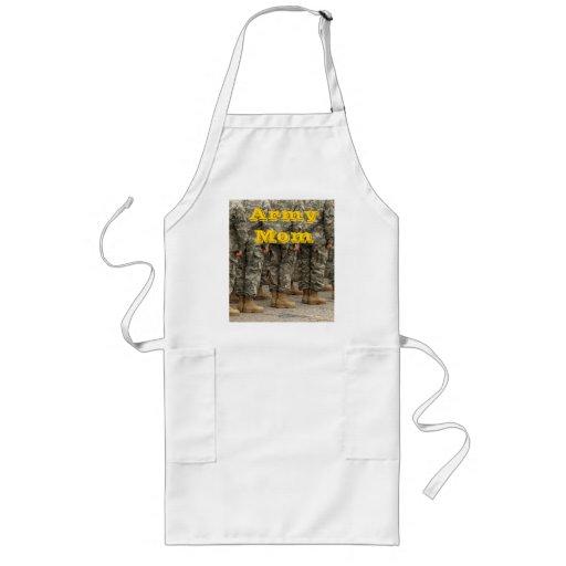 Army Mom apron