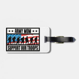 ARMY MOM BAG TAG