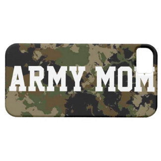 ARMY MOM CAMO CASE iPhone 5 CASES