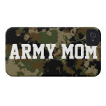 ARMY MOM CAMO CASE iPhone 4 CASES