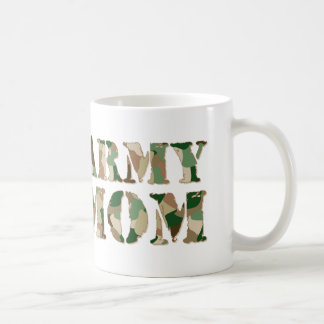 Army Mom camo Coffee Mug