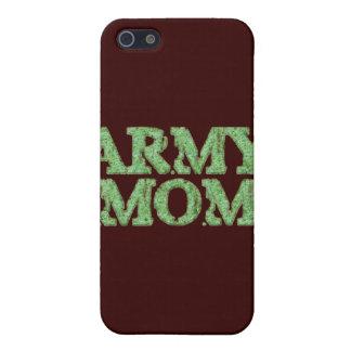 Army Mom Camo iPhone 5 Case